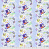 Tula Pink PWTP165 Curiouser & Curiouser 6pm Somewhere Daydream Cotton Fabric By Yd