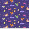 Tula Pink PWTP162 Curiouser & Curiouser Sea Of Tears Daydream Cotton Fabric By Yd