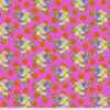 Tula Pink PWTP161 Curiouser & Curiouser Painted Roses Daydream Cotton Fabric By Yd