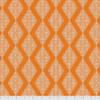 Free Spirit Valori Wells Enchanted Small Lanterns Tangerine Cotton Fabric By The Yard