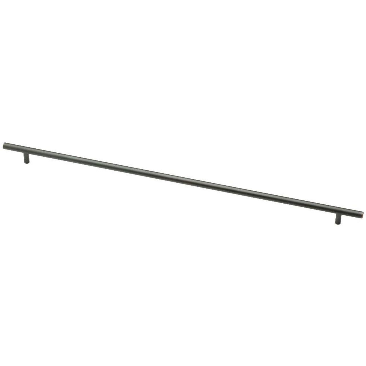 "Avante 65544VB 21 3/8"" CTC Venetian Bronze Pull Bar Design Drawer Pull Knob"