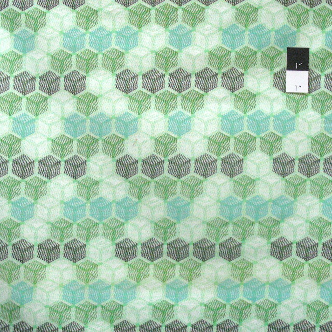 Ty Pennington PWTY057 Seminole Slate Cotton Fabric By The Yard