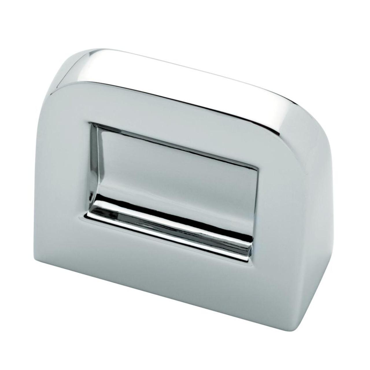 "Liberty P34950C-PC 1 1/2"" Stark Modern Cabinet Drawer Knob Polished Chrome"