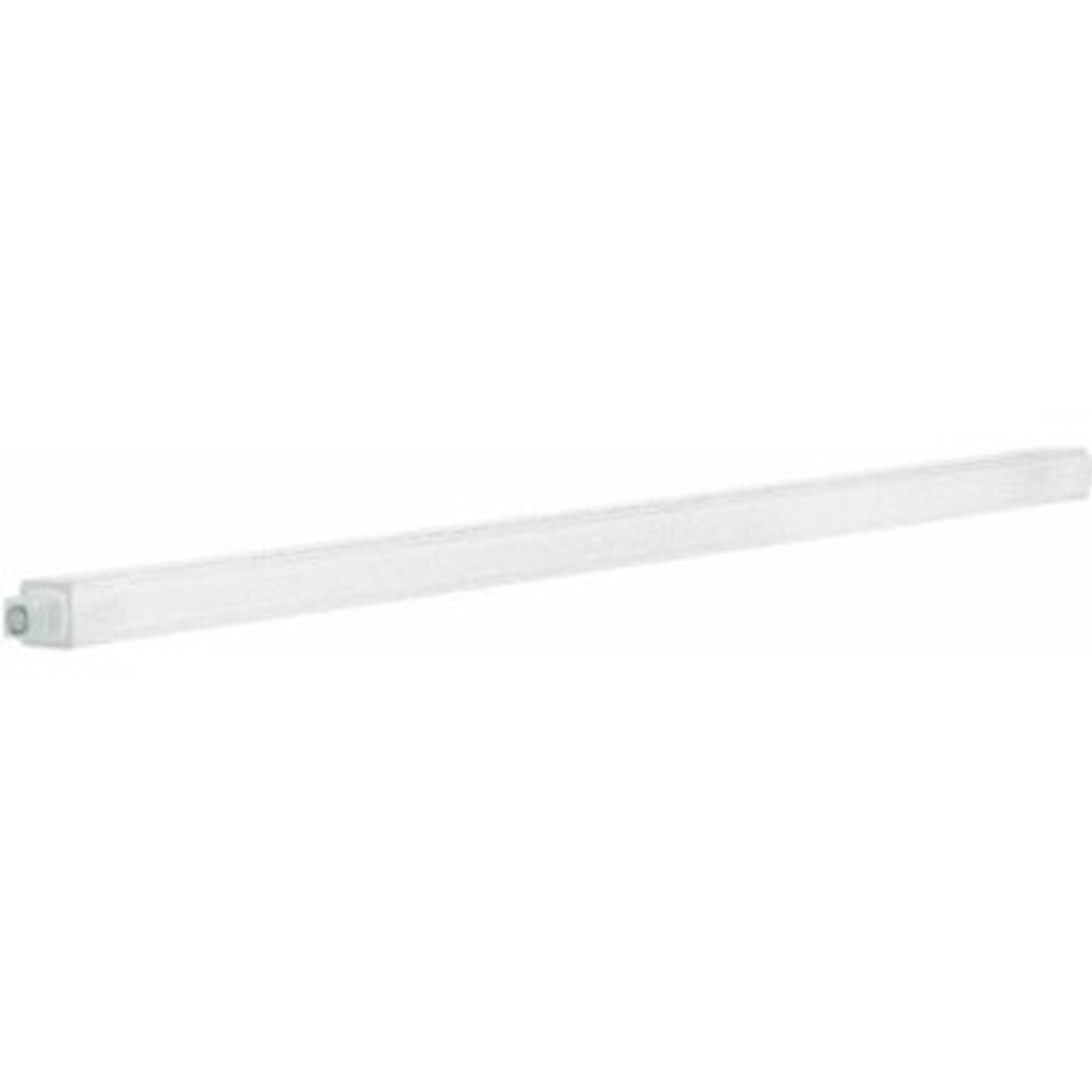 """Franklin Brass 662318 Spring Loaded Replacement 24"""" Square Towel Bar Clear"""