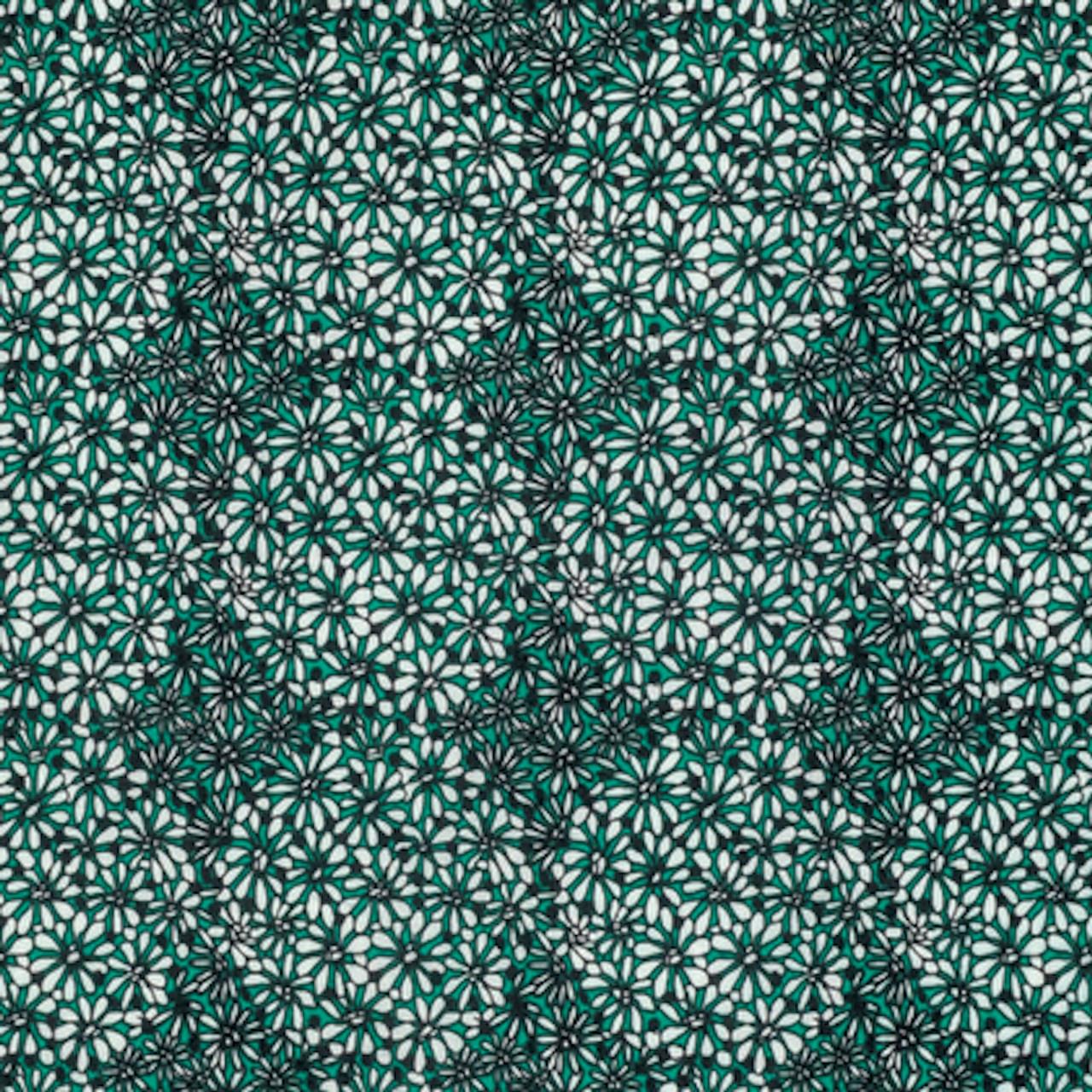 Amy Reber Posy PWAR008 Pocketfuls Julep Cotton Fabric By Yd