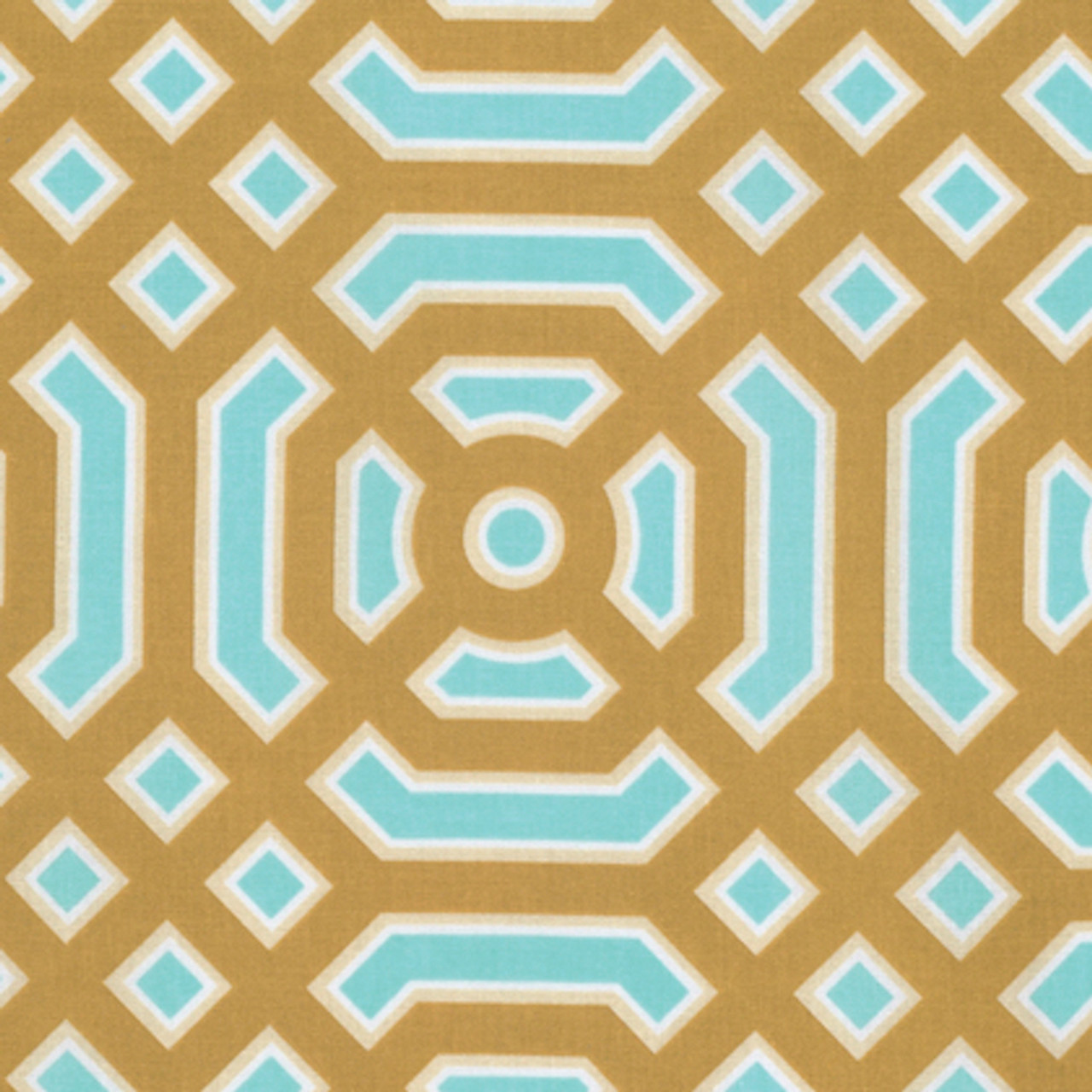 Joel Dewberry PWJD141 Modernist Ditto Dijon Cotton Quilting Fabric By Yard