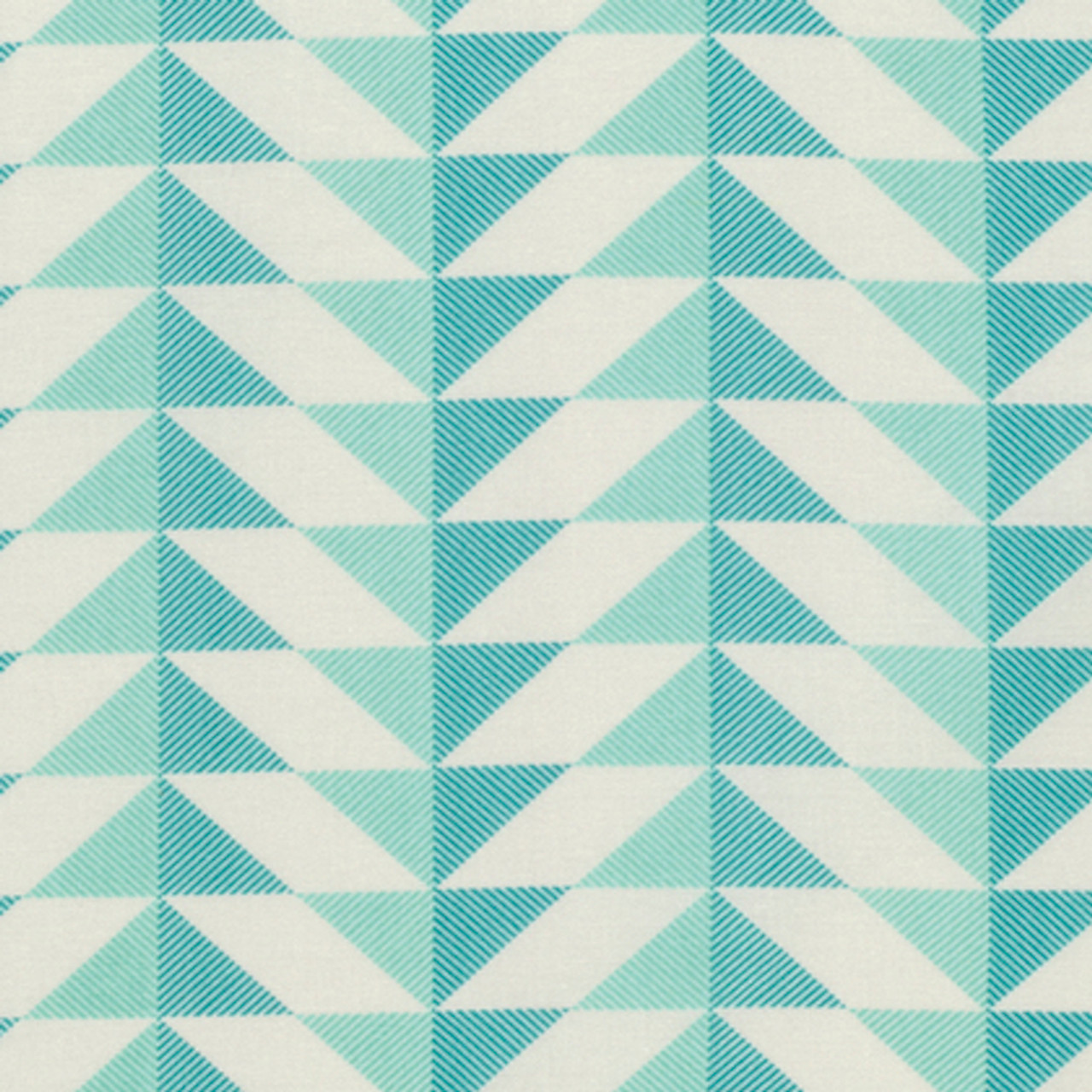 Joel Dewberry PWJD142 Modernist Arrowhead Aegean Cotton Quilting Fabric By Yard