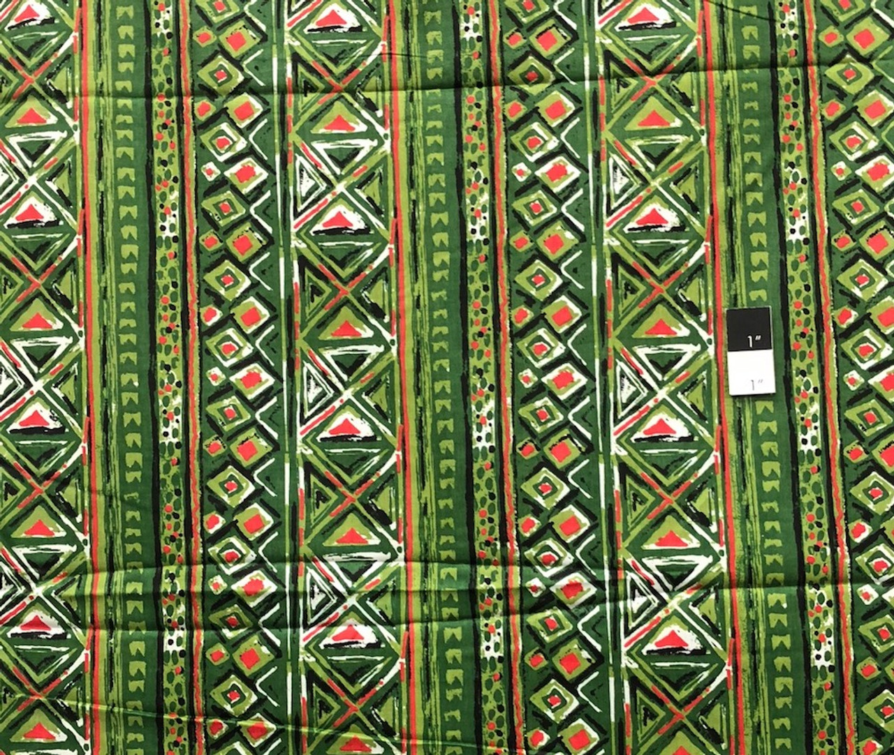 Genuine African Printex Safari Collection #PX1009528 Cotton Fabric By The Yard