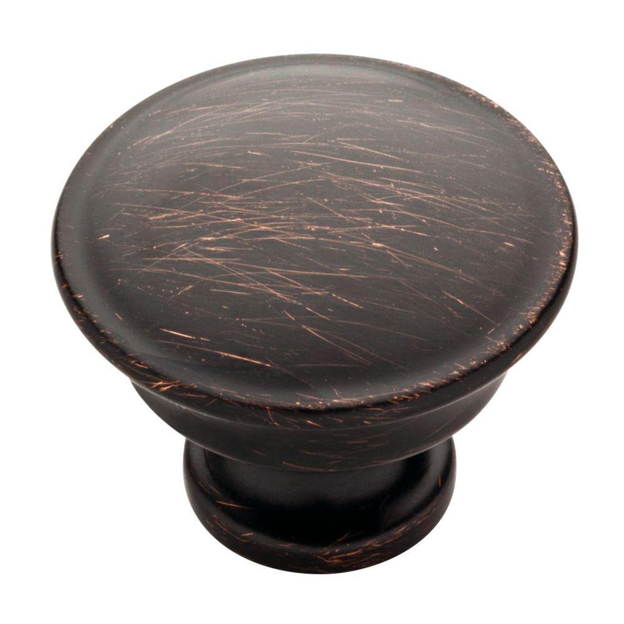 "P33747C-VBR 1 1/4""  Silverton Venetian Bronze Cabinet Drawer Knob"