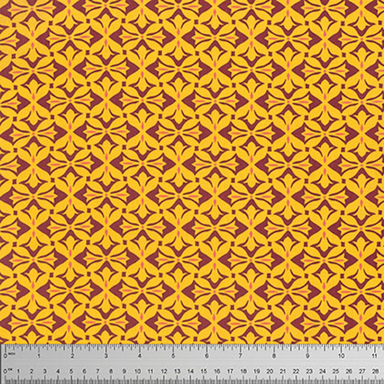 Amy Butler PWAB158 Dream Weaver Cross Point Sunset Cotton Fabric By Yard