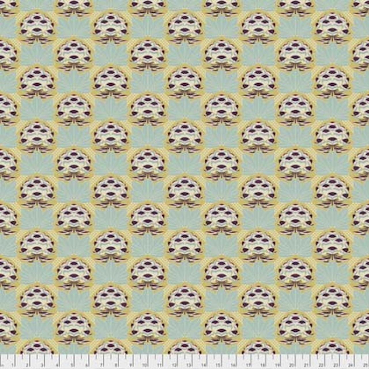 Joel Dewberry Avalon PWJD157 Sugar Bloom Blush Cotton Fabric By Yd