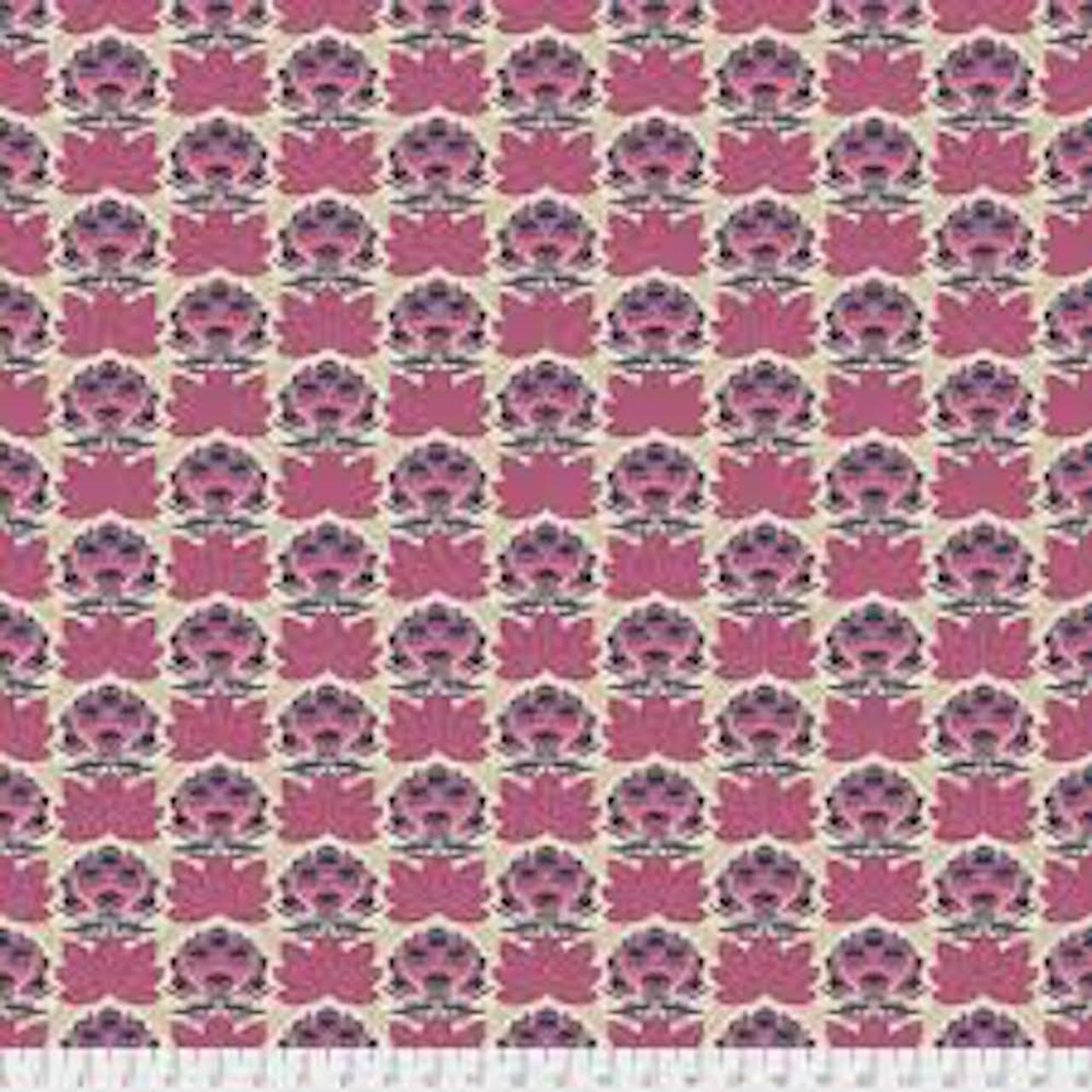 Joel Dewberry Avalon PWJD157 Sugar Bloom Berry Cotton Fabric By Yd