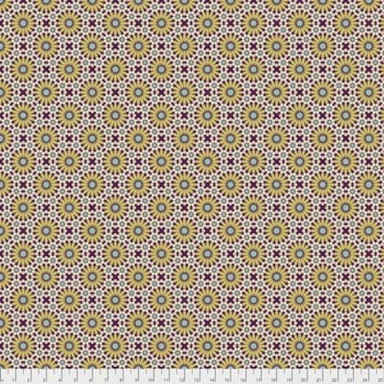 Joel Dewberry Avalon PWJD159 Casablanca Blush Cotton Fabric By Yd