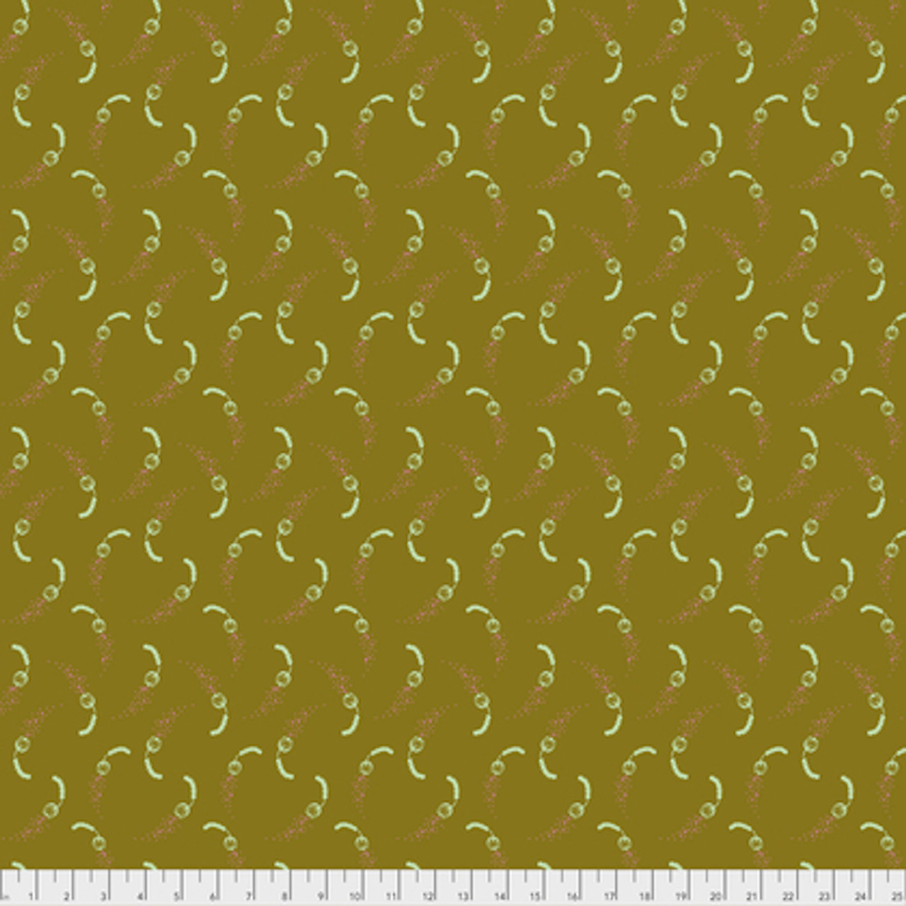 1 yd ANNA MARIA HORNER PASSIONFLOWER Quilt Fabric