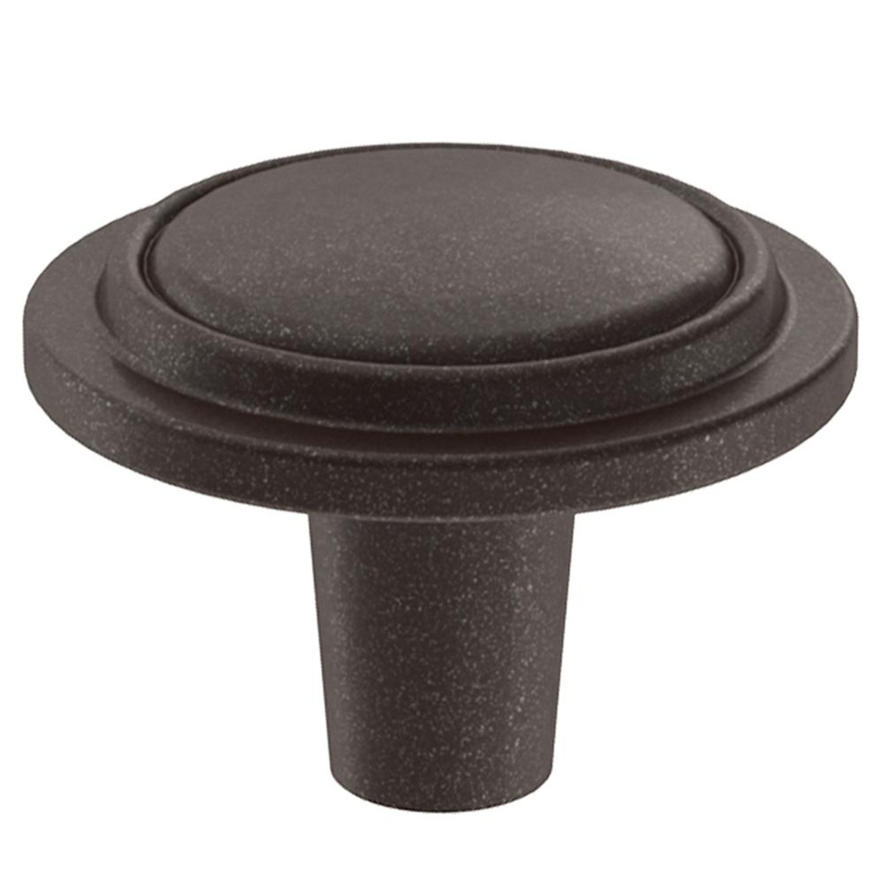 """Liberty P40052-CO 1 1/4"""" Top Ring Coco Bronze Cabinet Drawer Knob"""