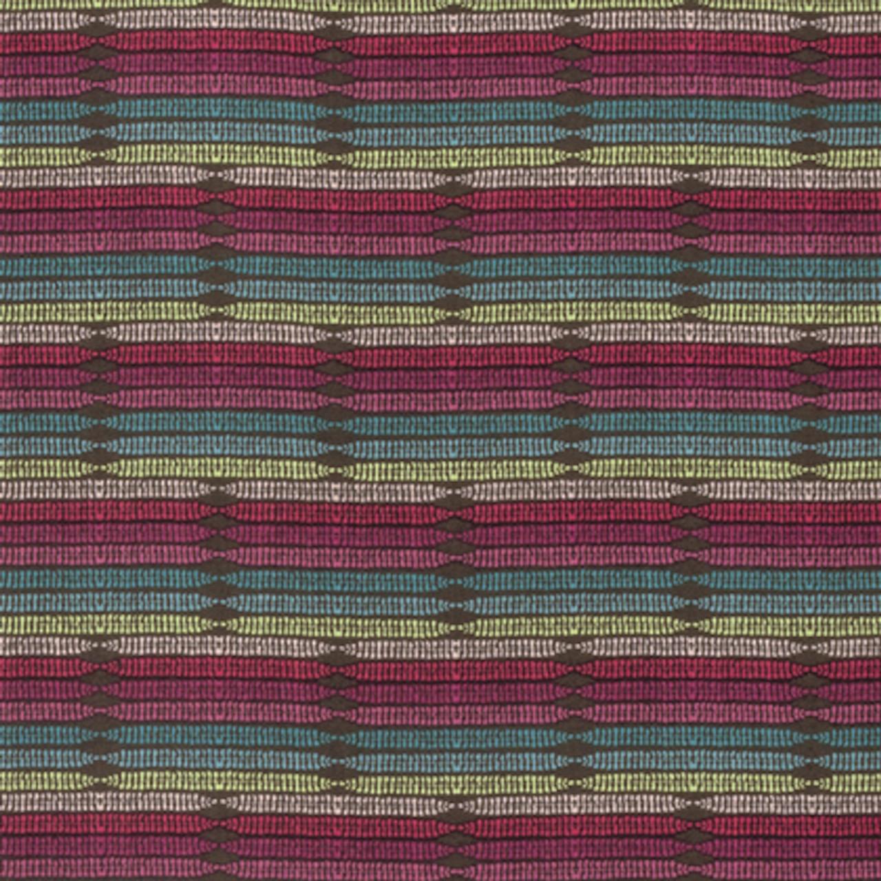 Amy Reber Posy PWAR007 Perfect Petal Stripe Abelia Cotton Fabric By Yd