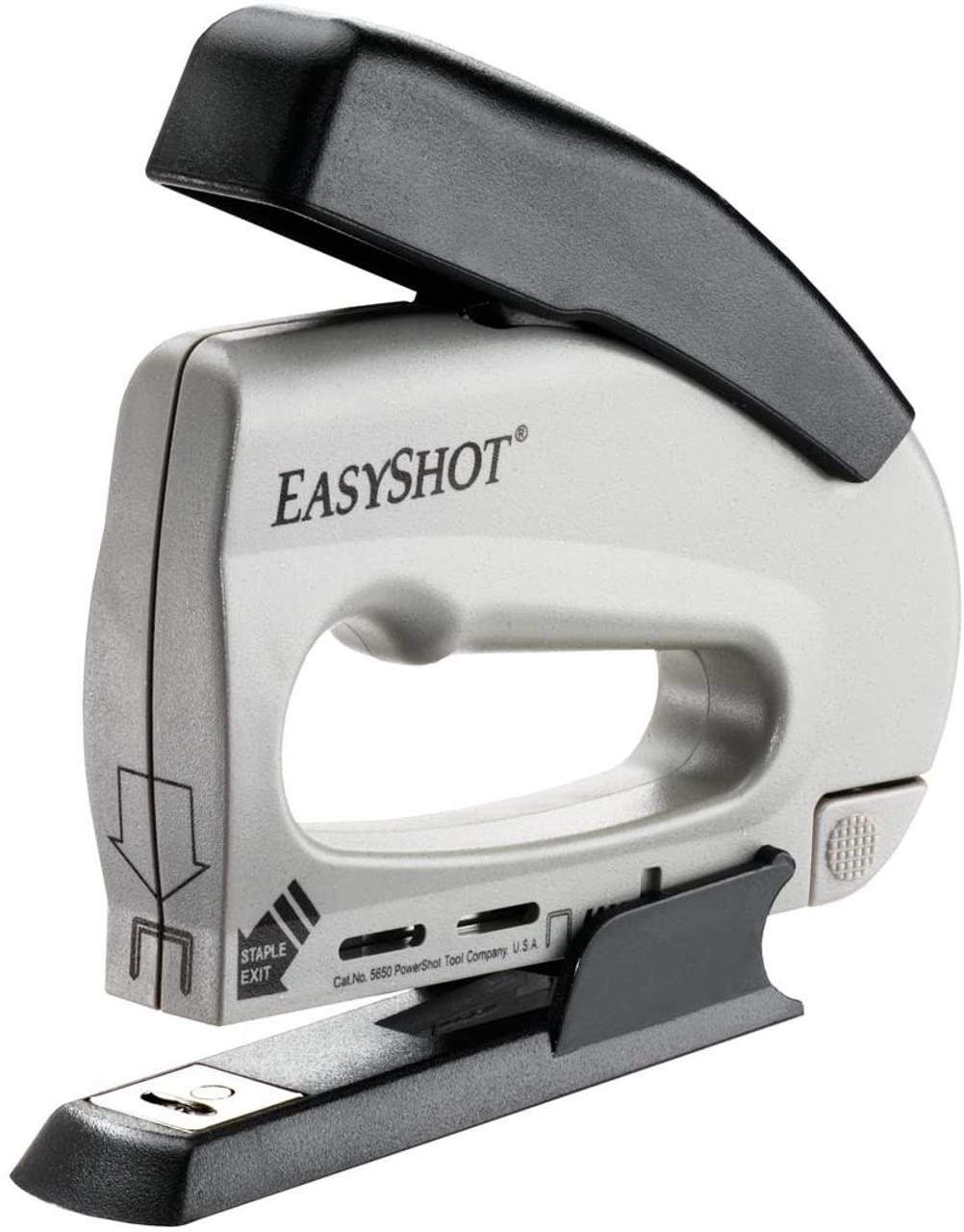 Arrow Fastener 5650DT Easyshot Stapler with Desktop Attachment