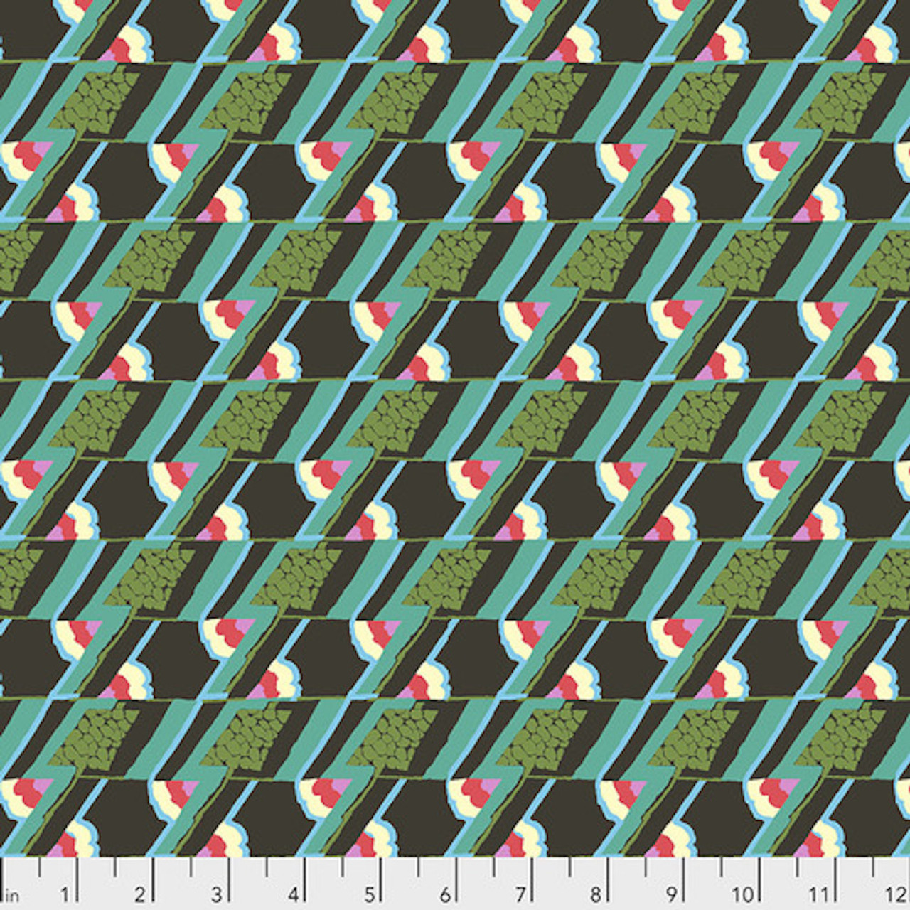 Amy Butler Natural Beauty CPAB021 Balance Meadow Cotton Fabric By Yard
