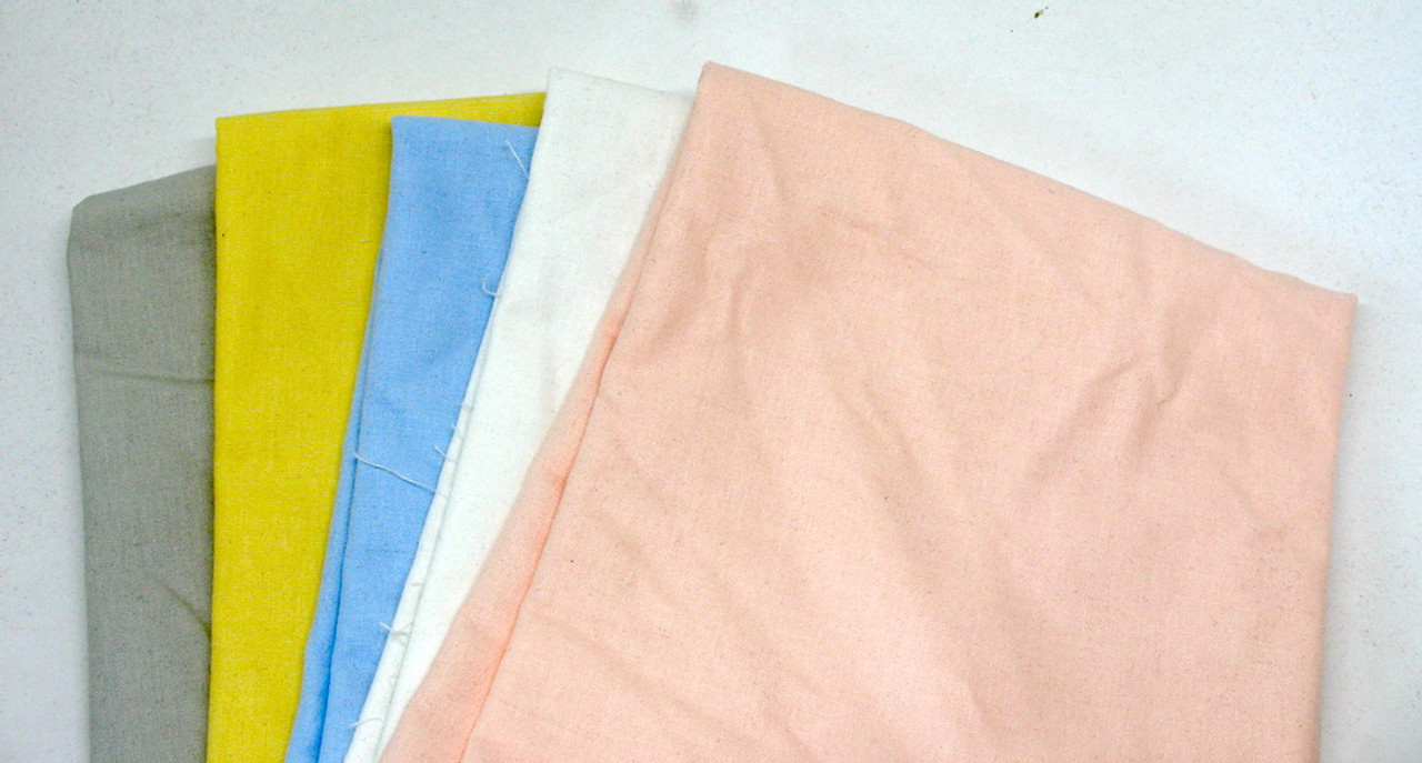 Solids Assortment RP3970 Cotton Fabric Remnant Pack