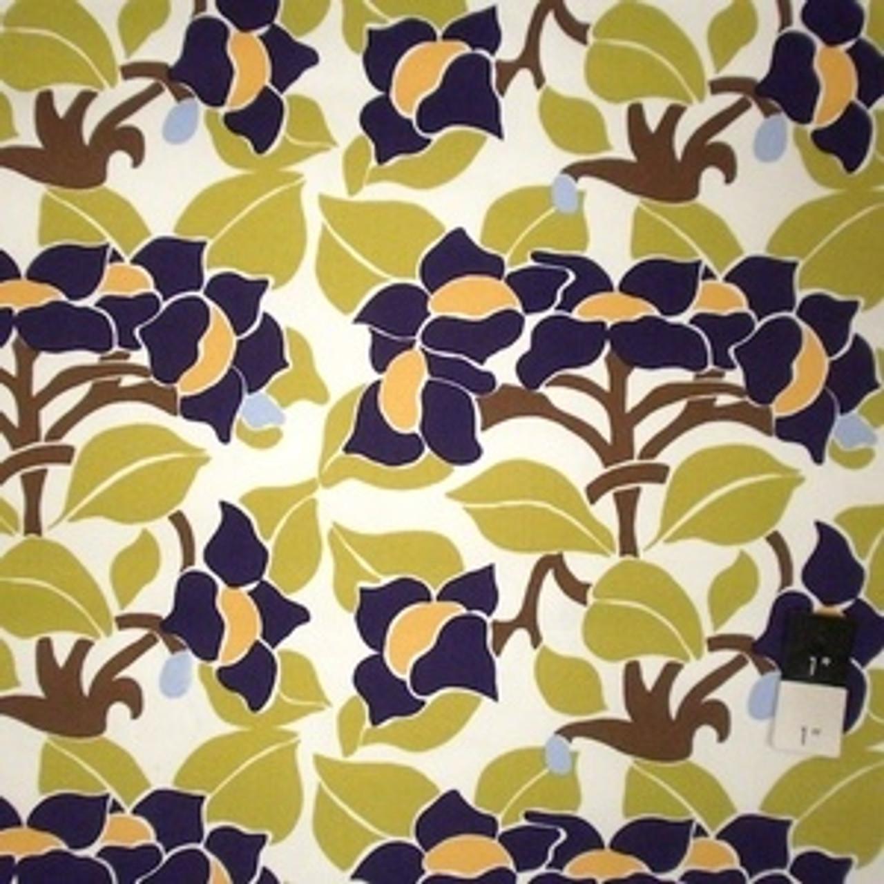 Joel Dewberry SAJD022 Bungalow Swallow Study Chocolate HOME DECOR Fabric By Yard