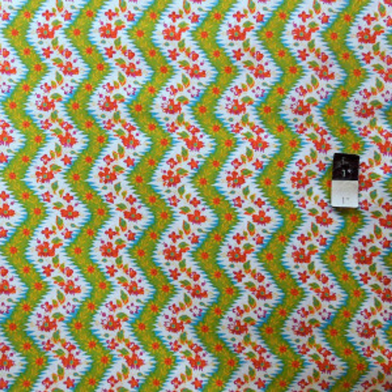 Jennifer Paganelli PWJP060 Girls World Vibe Paula Blanco Fabric By Yard