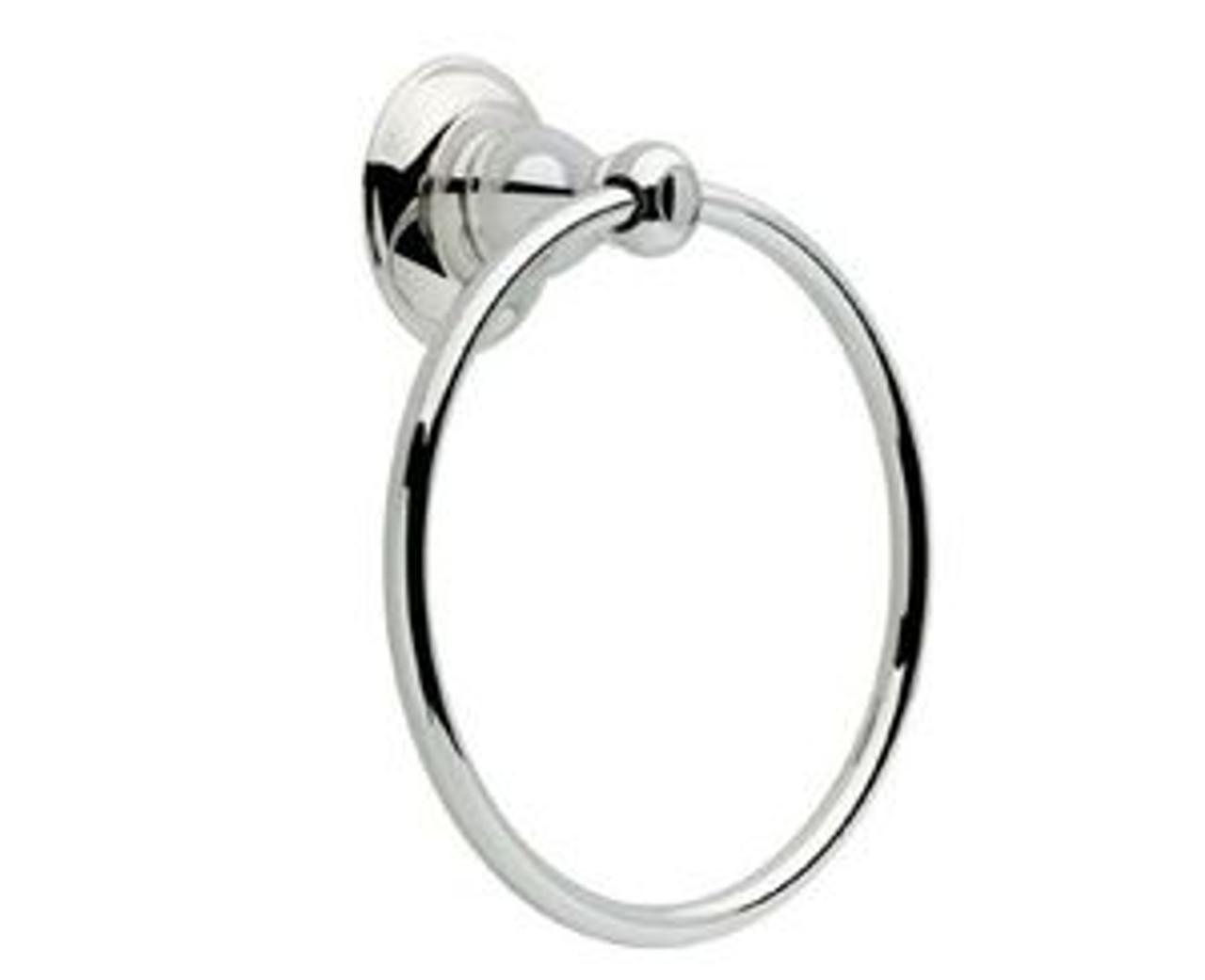 78446 Porter Towel Ring Bath Accessories Polished Chrome