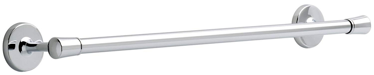 "133050 Southampton Bath 18"" Towel Bar Chrome Finish"