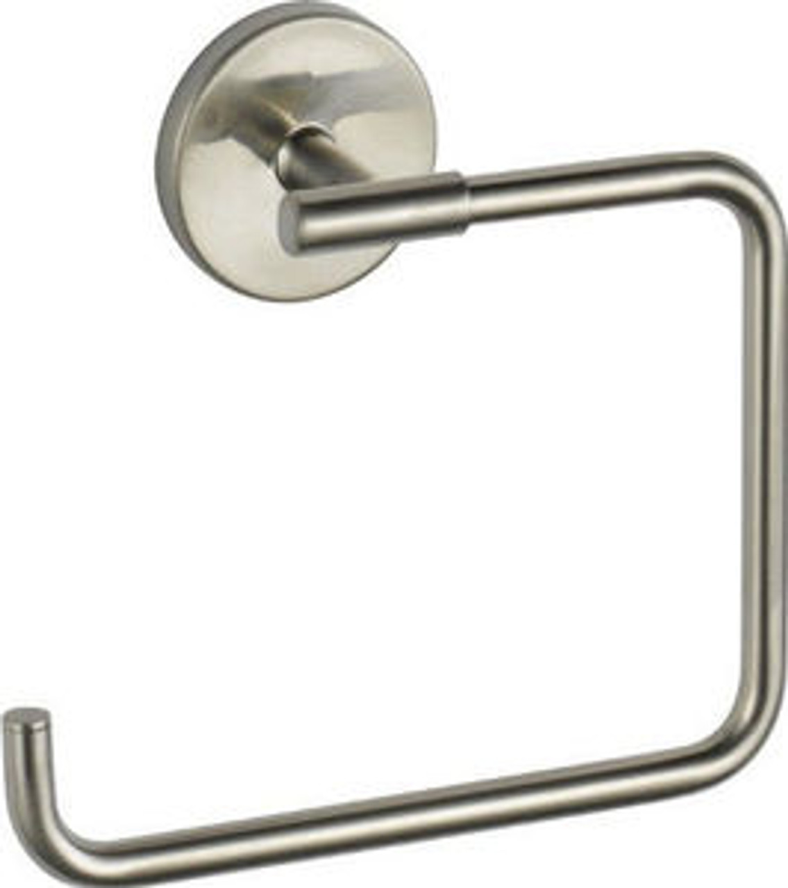 75960-SS Trinsic Bath Towel Ring Stainless Finish