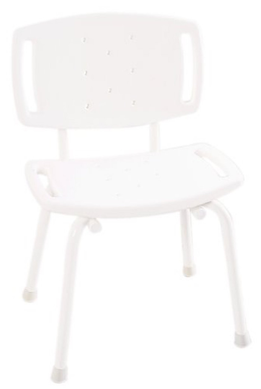 S1F598 Safety First Tub and Shower Chair White