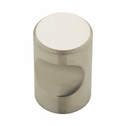Avante 63120NA 20mm Whistle Cabinet Drawer Knob Pull Stainless Steel