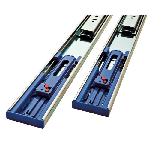 "941605 16"" Soft Close Ball Bearing Full Extension Drawer Slides Set of 2"