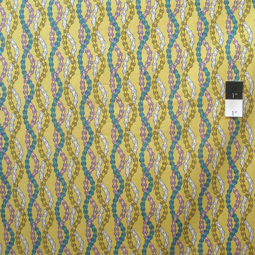 Windham 37054 Ride by Julie Rothman Yellow Cotton Quilting Fabric By Yard