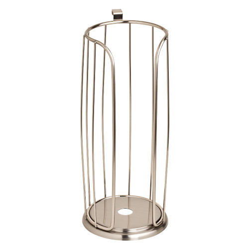 Franklin Brass 193152-SN Over-the-Tank Reserve Toilet Paper Holder Satin Nickel