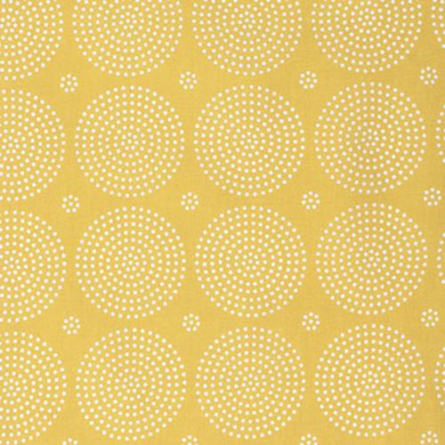 Joel Dewberry Atrium PWJD114 Eclipse Goldenrod Cotton Fabric By Yd