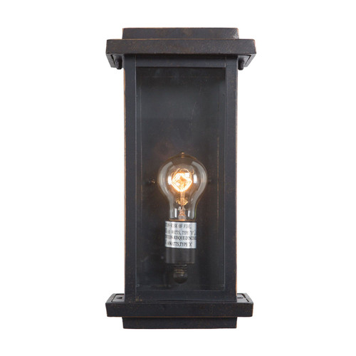 Ashlan Collection 1-Light Oil-Rubbed Bronze Outdoor Wall Lantern Sconce