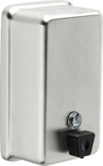 Franklin Brass Commercial Surface-Mount Vertical Liquid Soap Dispenser