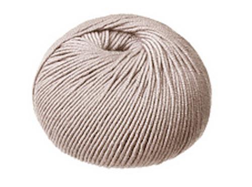CleckHeaton Merino Super Fine 8 Ply Knitting & Crochet Yarn, Cardboard