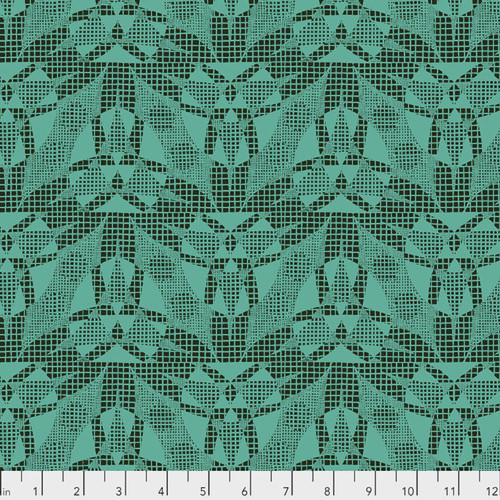 Amy Butler Natural Beauty CPAB018 Spider Web Meadow Cotton Fabric By Yard