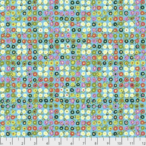 Amy Butler Natural Beauty CPAB017 Buttercups Water Cotton Fabric By Yard