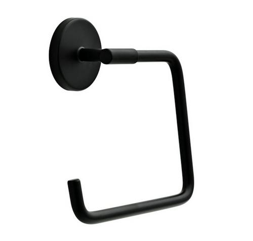 Delta LDL46-MB Lyndall Bath Towel Ring Bath Accessories Matte Black