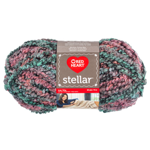Red Heart Stellar Lunar Eclipse Knitting & Crochet Yarn