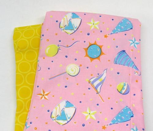 Miscellaneous Assortment RP3795 Cotton Fabric Remnant Pack