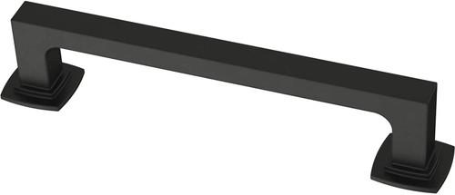 "Franklin Brass P41771K-Fb 5 1/16"" Parrow Cabinet & Drawer Pull Flat Black"