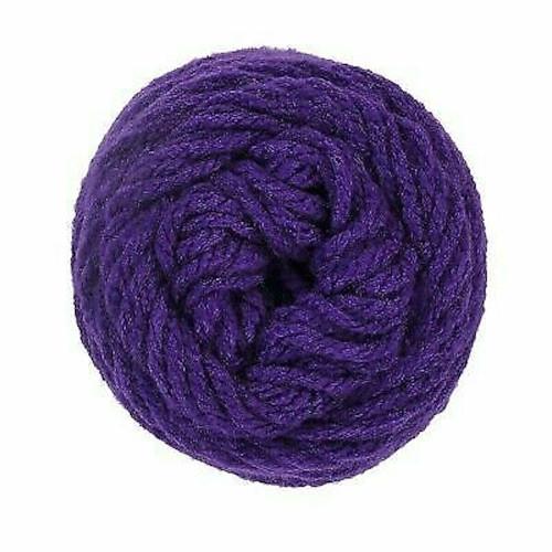 Red Heart Classic Purple Acrylic 4 Ply Knitting & Crochet Yarn