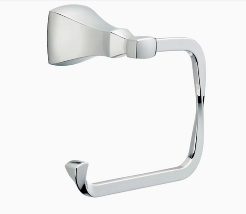 Delta SAW50-PC Sawyer Toilet Paper Holder Bath Accessories Polished Chrome Finish