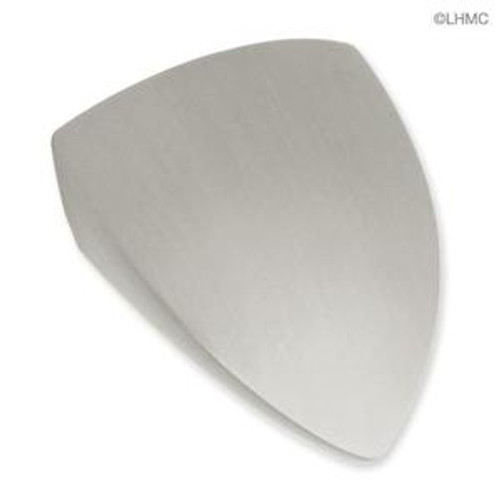 PN0465V-SN Satin Nickel Retro Cup Design Cabinet Drawer Knob