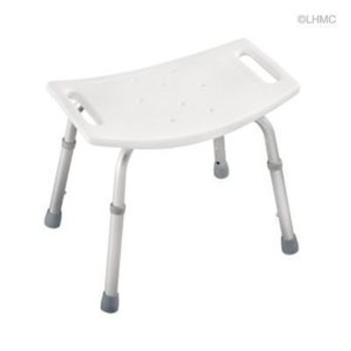 Franklin Brass FB596  Adjustable Tub and Shower Seat White