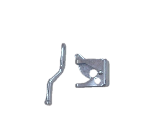 B3150 Heavy Duty Gate Hardware Latch Zinc