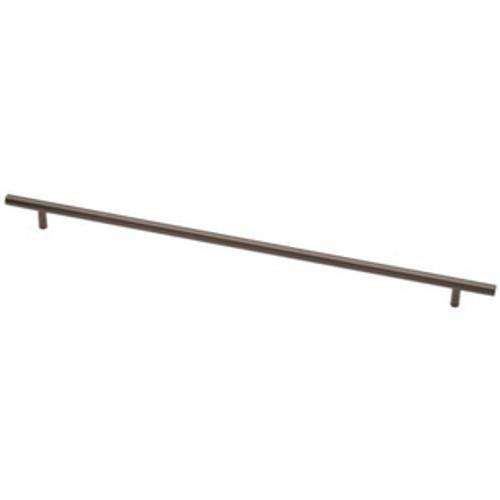 """Avante 65448RB 17 1/2"""" Oil Rubbed Bronze Pull Bar Design Drawer Pull Knob"""