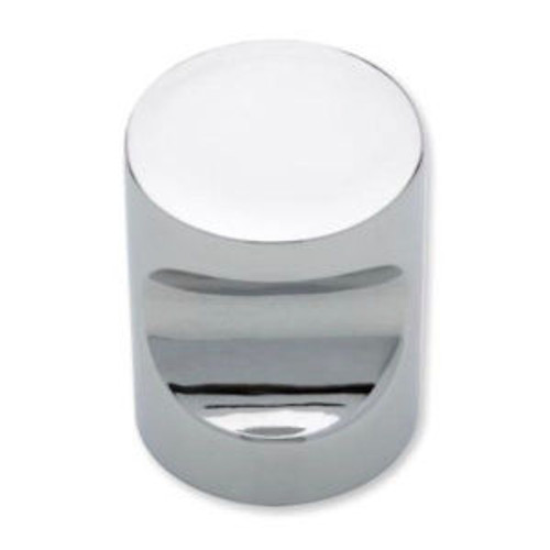 "PN2814V-PC  3/4"" Polished Chrome Whistle Cabinet Drawer Pull"